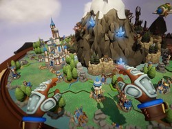 Skyworld has a lot of charm, but is there enough depth?