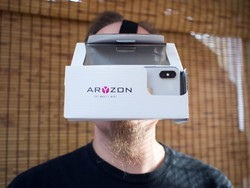 AR is more accessible than ever before with a Cardboard AR kit!