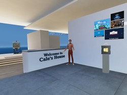 Make the Windows Mixed Reality Cliff House your own with these tips