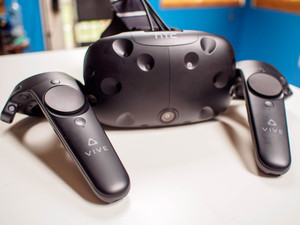The HTC Vive is a life-changing product for people with mobility issues