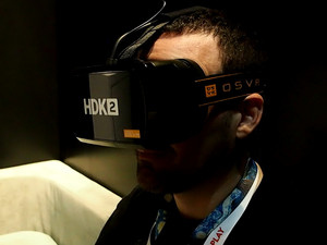Hands on with OpenSource VR's HDK2 headset
