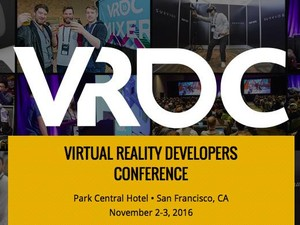 VRDC is now a standalone event