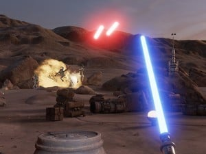 Star Wars: Trials on Tatooine VR game live