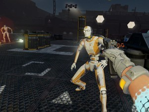Exploring multiplayer shooters and the limitations of VR