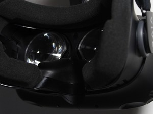 Can't see a thing? You may be experiencing issues with the HTC Vive display
