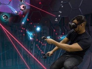 How to set up your HTC Vive for standing use only