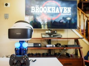 How to get the ideal camera placement for PlayStation VR