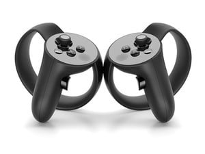 Getting the most out of Oculus Touch controllers