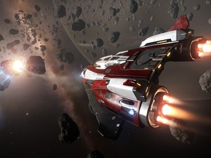 How to make Elite: Dangerous look even better in VR
