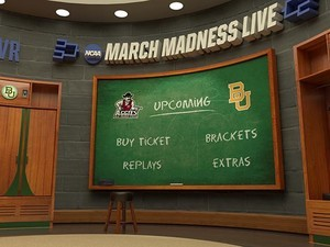 How to enjoy March Madness live in VR