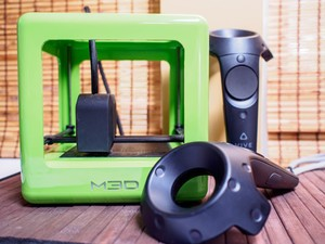 MakeVR lets you bring your VR creations to the real world with a 3D Printer