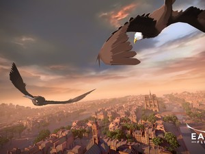 Take to the skies with these great flying games for Oculus Rift
