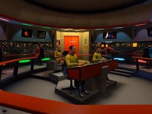 Star Trek: Bridge Crew - How to run the whole bridge on your own
