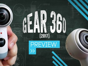 Gear 360 (2017) preview: Fun all the way around