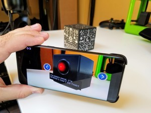 Want to play with AR right now? This cube is what you need!