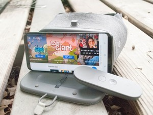 If you've had Daydream display flicker problems, we've got the solution!