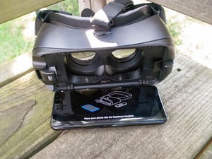 How to use Daydream inside of Gear VR