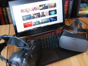Can you still argue that there are no games for VR?