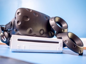 You can now play GameCube and Wii games in VR
