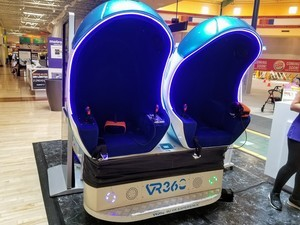 VR Pods are the cool new VR thing we found this week