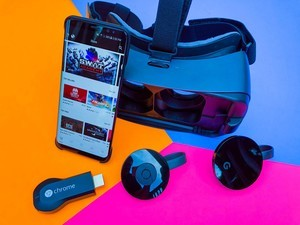 Share your Gear VR with friends