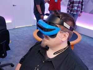 Do you need motion controllers for Windows Mixed Reality?