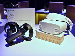 Here's where to get a Windows Mixed Reality headset on launch day