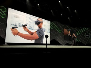 Ten minutes with Oculus 'Santa Cruz' was not enough