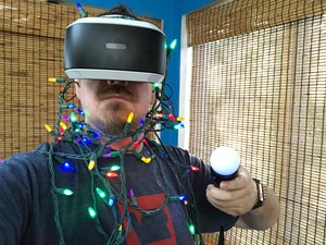 Christmas Tree's, PlayStation Move Controllers, and YOU!