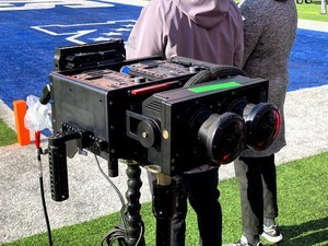 A peek into how NextVR captures football games for VR