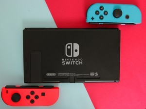 Take a break from gaming to watch porn on your Nintendo Switch
