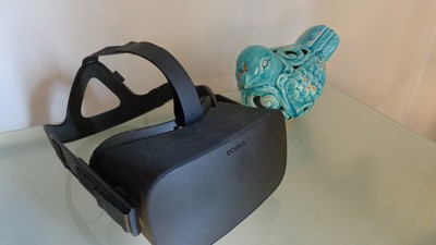 How to fix the black screen with hourglass bug on Oculus Rift
