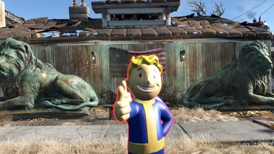 Everything we know so far about Fallout 4 VR