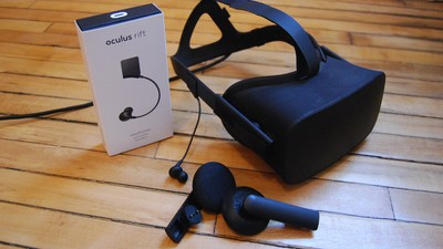 How to customize Oculus Rift audio settings in Rift Core 2.0
