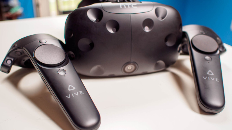Here's everything you need to know about HTC Vive
