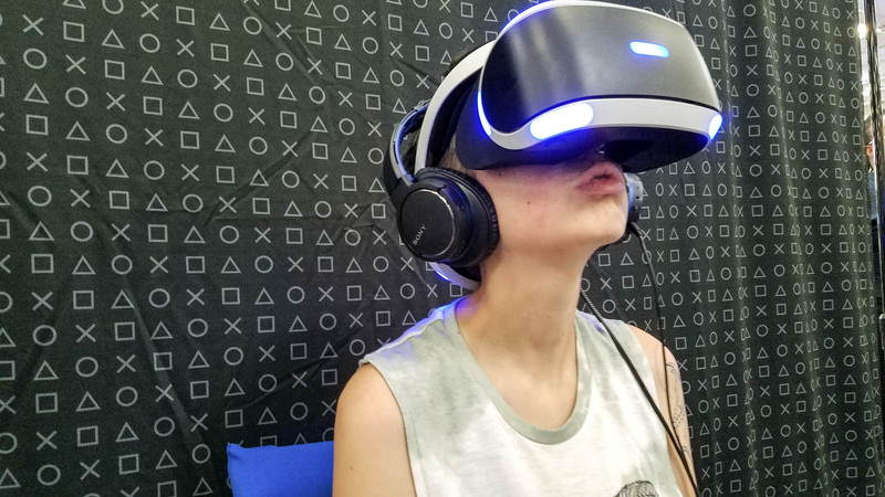 Use these tips to keep nausea at bay in PlayStation VR