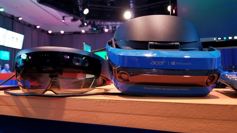 Everything we know so far about Windows Mixed Reality