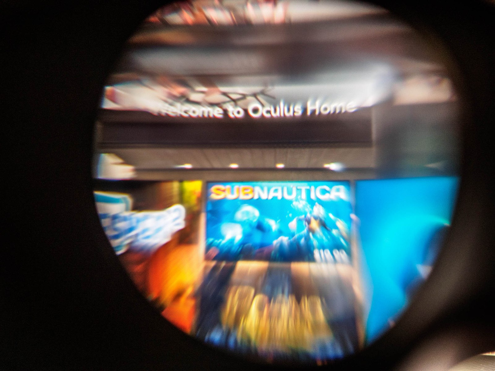 How to fix not being able to select anything in Oculus Home