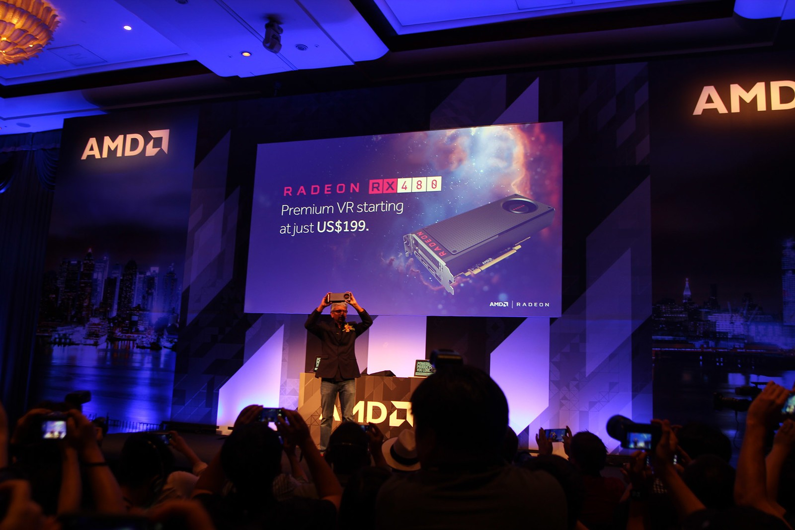 Radeon RX 480 announcement