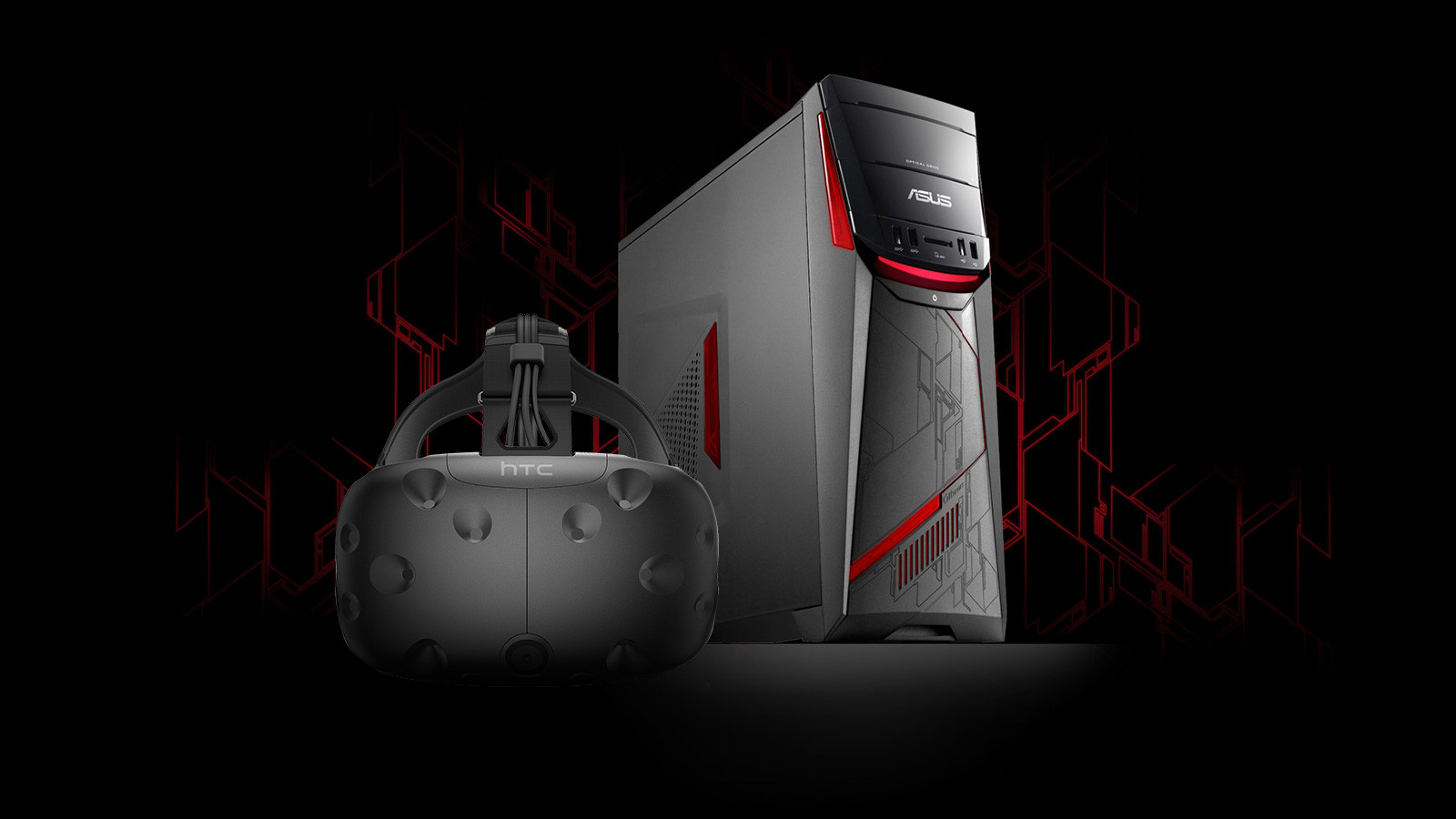 Enter To Win An HTC Vive And ASUS Gaming Desktop From VRHeads