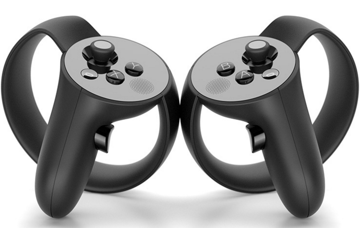 Touch controllers