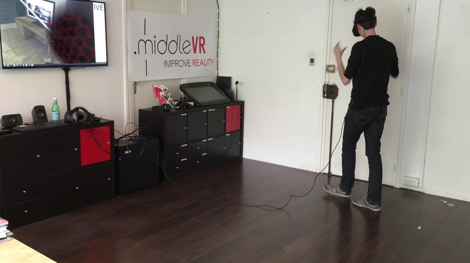 This Is What You Need For Room Scale On Oculus Rift Vrheads