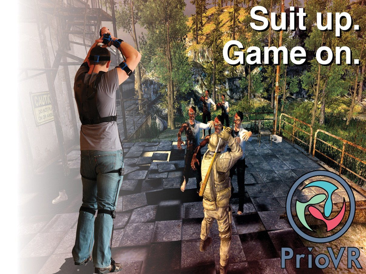 PrioVR and what it means for Oculus Rift