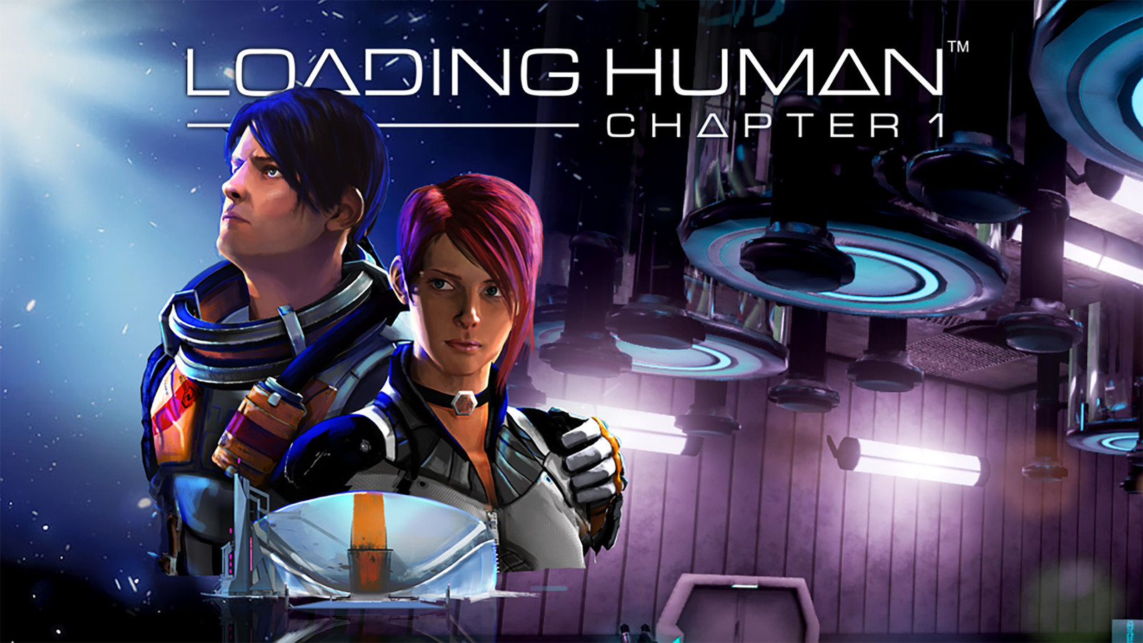 Loading Human: Chapter 1 review