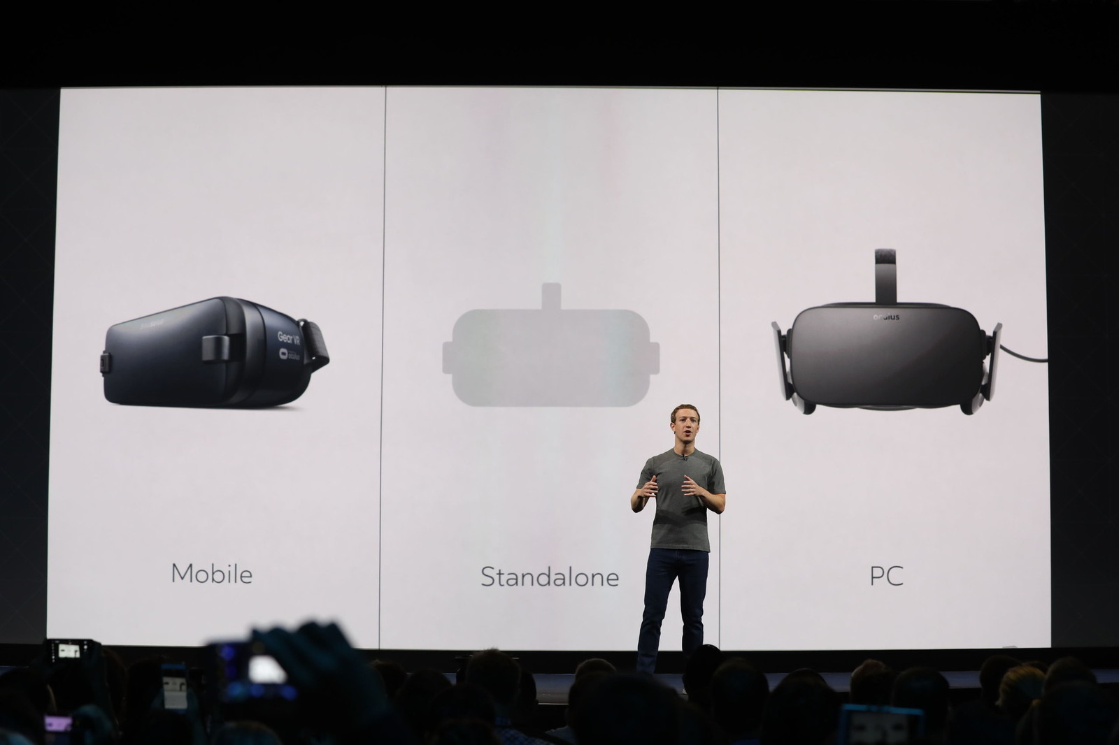 New VR headset in the works