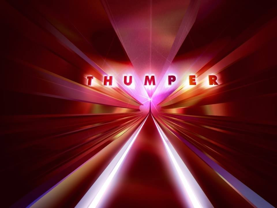 Thumper on PlayStation VR