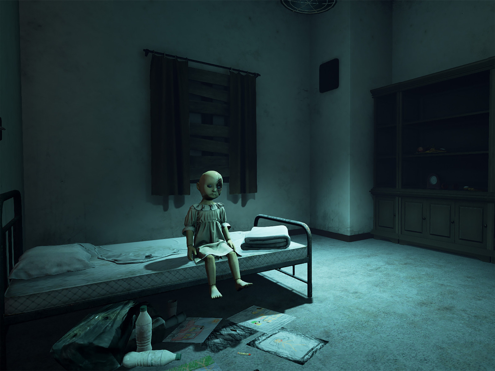 Weeping Doll review: tepid horror | VRHeads