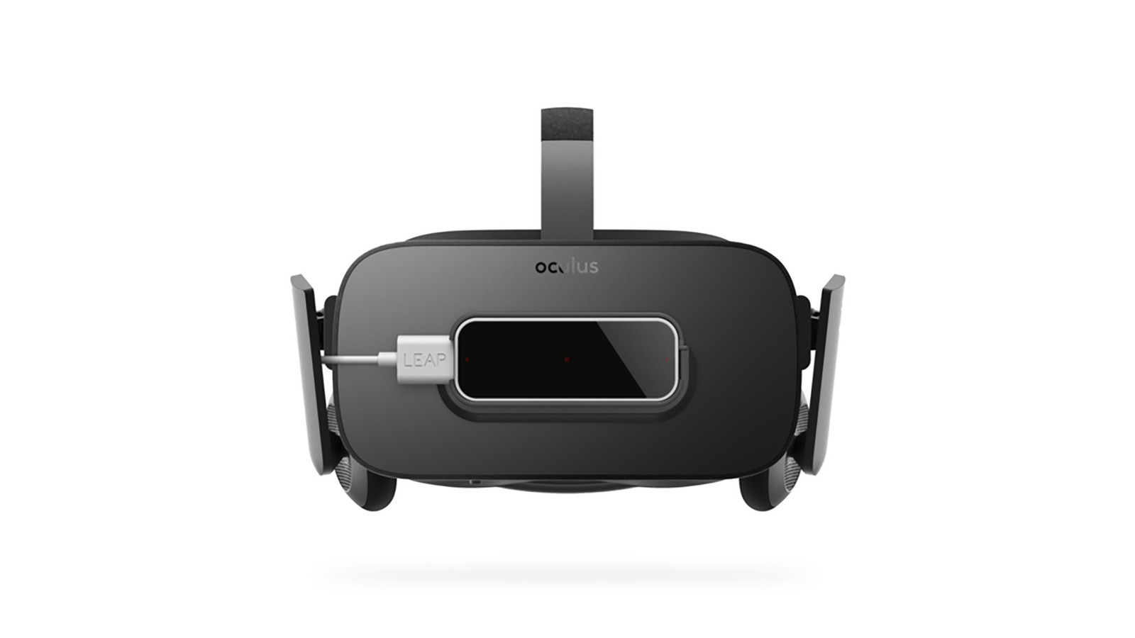 How to use Leap Motion with your Oculus Rift