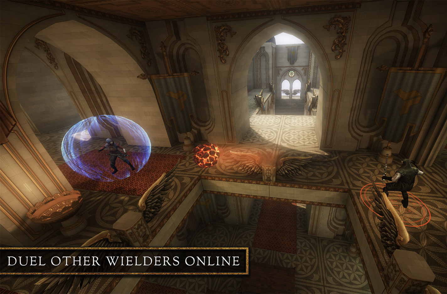Wands review on Google Daydream: Wizard duels come to life