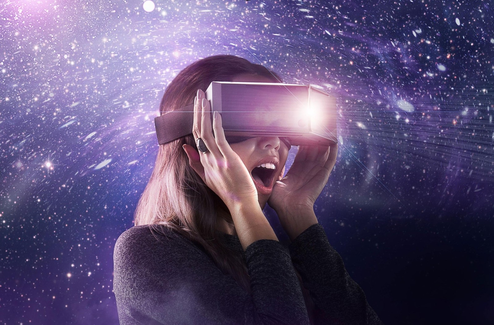 What is IMAX VR and where can I check it out?